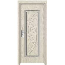 venta caliente moderno Interior puerta del Pvc