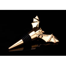 Wine Bottle Stopper with Chiropter Craft (GZHY-BS-013)
