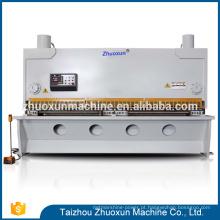 China Qc11Y-8X4000 que corta o freio da imprensa da chapa metálica do preço da máquina do Cnc
