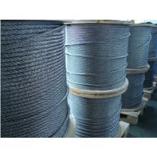 Fábrica de cuerda de alambre de acero (acero inoxidable)