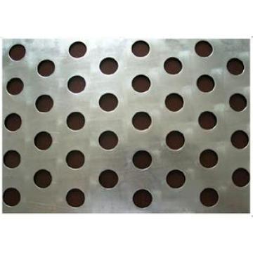 Перфорированная металлическая прямая фабрика (ISO)