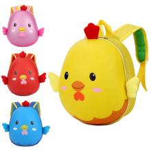 Wholesale 3D Cartoon Plush Children Backpacks kindergarten Schoolbag