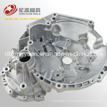 Chinesisch Exportieren Fein verarbeitet Hochwertige Aluminium Automotive Druckguss-Kupplung Gehäuse