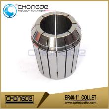Цанга ER40 высокой точности 0,005 мм производства SUJ2