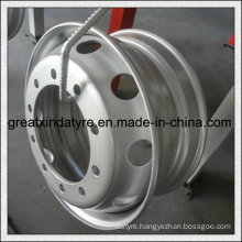 Inmetro Certufucate Truck Rim, Truck Wheel Rims (7.50X22.5)