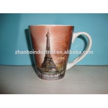 Custom made porcelain decorative plates