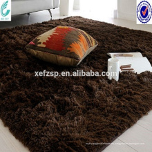 corredor de pasillo china fábrica de alfombras súper shaggy poliéster hotel alfombra