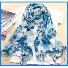 Printed Linen Own Designer Scarf China