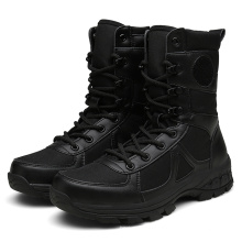 Bottes militaires de l'armée pour hommes