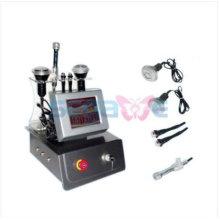 4-1 Ultrasonic Liposuction Cavitation + Tripolar Bipolar RF + BIO MICROCURRENT RED LED Sliming Machine Touch Screen