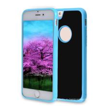 iPhone 6 плюс/6S плюс Чехол, антигравитационный Материал прилипает к любой гладкой поверхности, Волшебный липкий Нано для iPhone Чехол для iphone7 в/ 6 плюс/6S плюс 5,5 дюйма