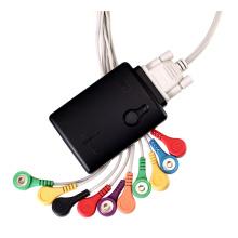 Беспроводное Bluetooth для больниц медицинского оборудования Ecg машины