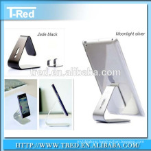 2016 new design phone cellphone stand table aluminium