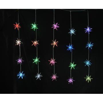 LED-Glitzerlicht, Vorhanglicht