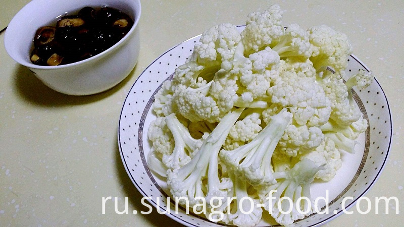 Fresh High-Quality Cauliflower