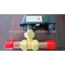 Liquid flow switch for hvac for oil