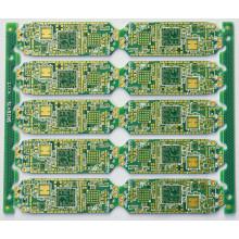 Circuit imprimé CNC + découpe en V