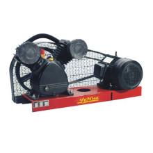 Italien Typ 2090 5.5hp 8bar Elektromotor Einphasen-Panel Luftkompressor