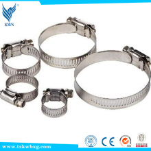 201 304 316 Stainless steel American Type hose clamp