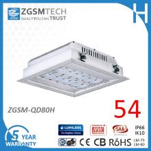 Einbau-80W LED Tankstelle Baldachin Licht