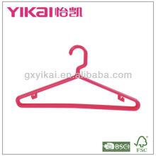 Promotional PP plastic shirt hangers