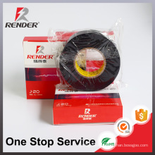 Factory price free sample rubber adhesive black tape gaffer tape