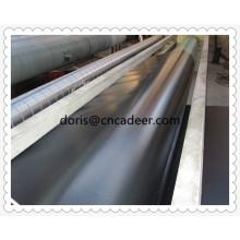 Geomembrane HDPE 0.5mm pour revêtement de barrage