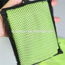 Absorvente personalizado microfibra camurça viagem esportes toalha de praia com saco de rede