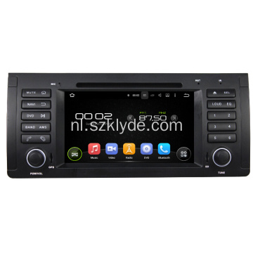 7.1.1 Android Multimedia Car Audio voor BMW