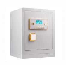Caja fuerte con contraseña digital con llave caja fuerte blanca