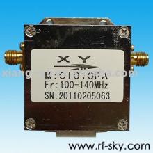 10W 100-140MHz SMA / N-Steckverbinder Koaxialisolatoren