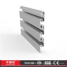 Kunststoff Slatwall Panel / Kunststoff Slatwall Zubehör / Storage Wall System