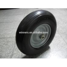 16x4.80 / 4.00-8 roue en mousse PU pour brouette