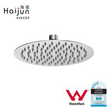 Haijun Luxury Watermark Cabeça de chuveiro de parede com suporte de parede