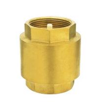 J5003 brass check valve pn16, Brass Spring Check valve, low price with good quality