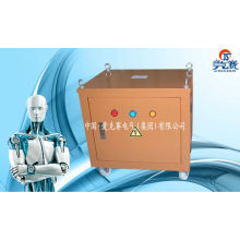 Three phase Dry type Transformer with box