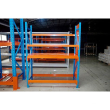 Warehouse Light Weight Garment Pallet Rack