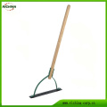 Garden Weeder and Grass Cutter with Wood Handle
