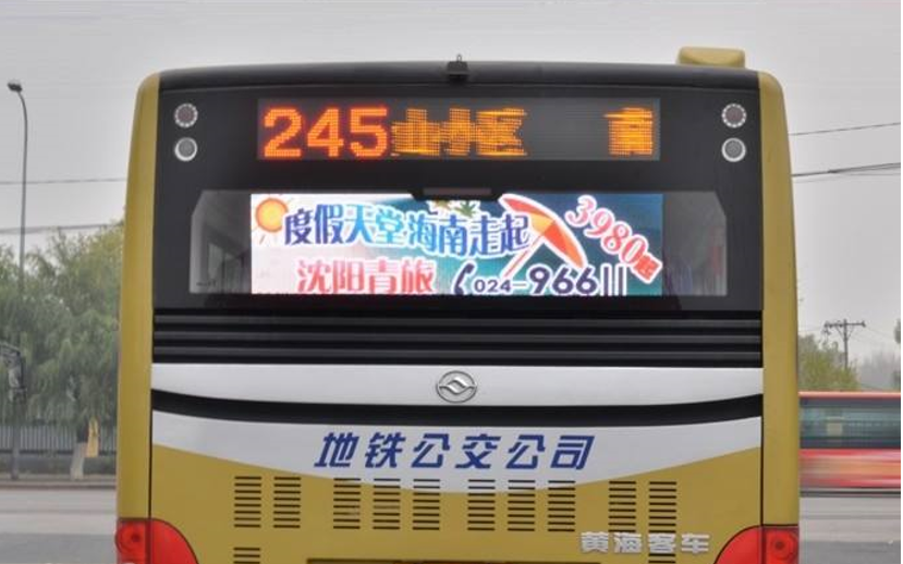 Professional Bus LED Display