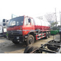 Dongfeng 16-18cbm suction tanker truck