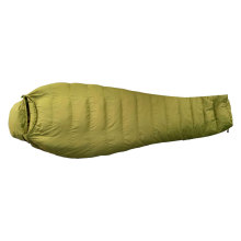 Light Weight Water Repellent FP 750 White Goose Down Sleeping Bag Winter Sleeping Bag Camping Hiking Mountaineering