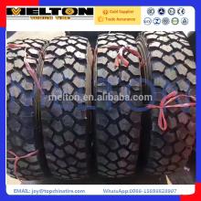 Neumático de camión radial sin cámara 255 / 85R16 de CHINA nuevo