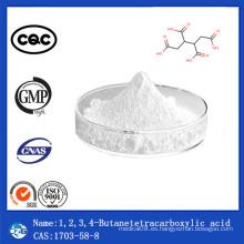 Ácido 1, 2, 3, 4-butanotetracarboxílico GMP Grado 99% Pureza Polvo Químico CAS 1703-58-8