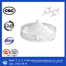 1, 2, 3, 4-Butanetetracarboxylique Acide GMP Grade 99% Pureté Poudre chimique CAS 1703-58-8