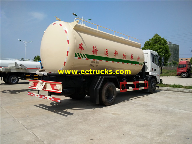 DFAC Bulk Cement Delivery Tank Trucks
