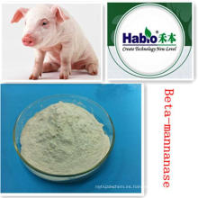 FAMI-QS / ISO22000 certificado de alimentación animal beta mananase
