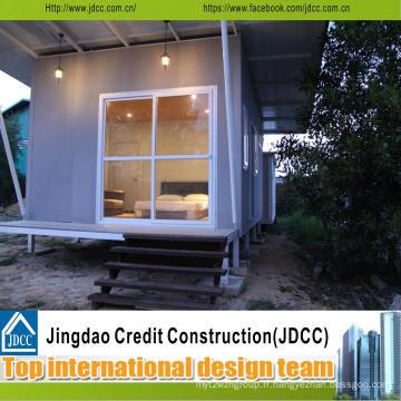 Jdcc-Light Steel Structure préfabriquée Petite maison de vacances