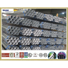 """Galvanized pipe 1/2"""" to 8"""" to ASTM, API OCTG 5CT-5L & various standards or welded pipe, mild pipe, galvanized pipe"""