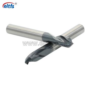 90 Degree Tungsten Solid Carbide Spot Twist Drill Bits Cutter