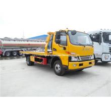 Light duty tow truck under lift wrecker truck